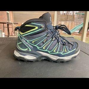 Salomon X-Ultra mid rise hiking boots